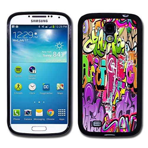TPU Silikon Style Handy Tasche Case Schutz Hülle Schale Motiv Etui für Apple iPhone 4 / 4S - A9 Design8 Design 12