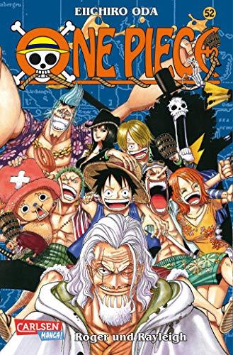 One Piece, Bd.52
