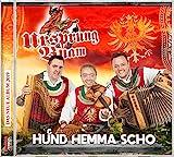 Ursprung Buam - Hund hemma scho - Musik CD & Autogrammkarte