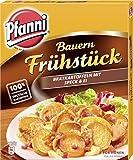 Produkt-Bild: Pfanni Kartoffelfertiggericht Bauern Frühstück Bratkartoffeln, mit Speck und Ei 2 Portionen