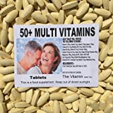 The Vitamin 50+ Multivitamins Plus (360 Tablets - Bagged)