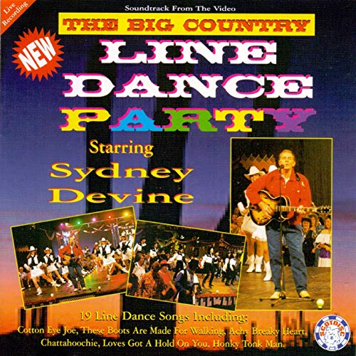 The Big Country Line Dance Party