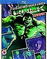 The Incredible Hulk (2008): Reel Heroes Cover [Blu-ray][Region Free]