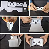 Simulation Centre Google Cardboard VR Box - DIY Kit - Do It Yourself
