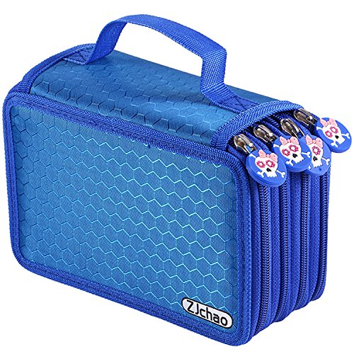 zjchao-72-piece-couleurs-crayon-case-grande-capacite-oxford-multicouche-case-stationary-pen-sac-make