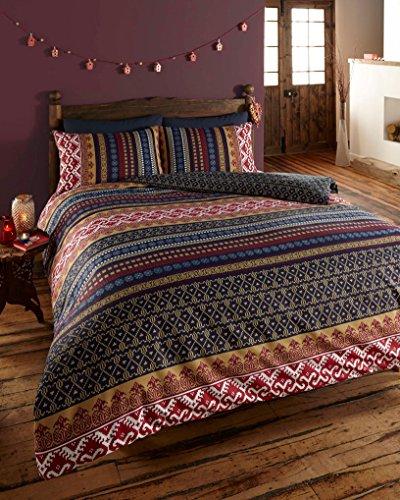 De cama Ethnic Indian Print Bedd...