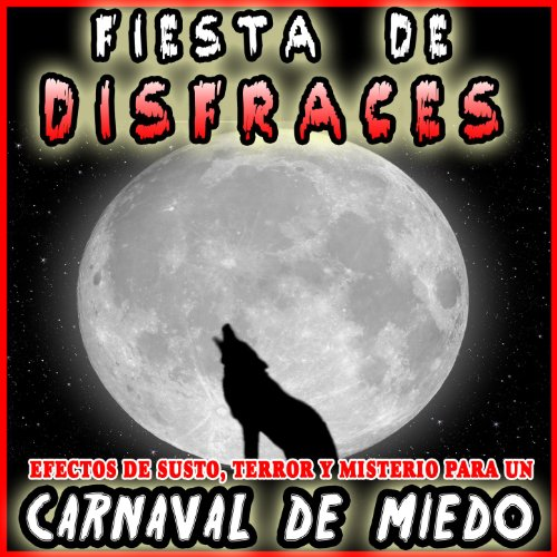 Carnaval de miedo fiesta de disfraces efectos de susto - Efectos opticos de miedo ...
