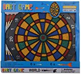 Comdaq Dart Board, Multi Color