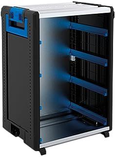 grau fischer 558739 L-BOXX 102 Holzschraube mit ETA-Zulassung f/ür nahezu alle Anwendungen 1800 x Power-Fast II Schrauben mit Voll-und Teilgewinde und 1x Profi Bit Set FPB