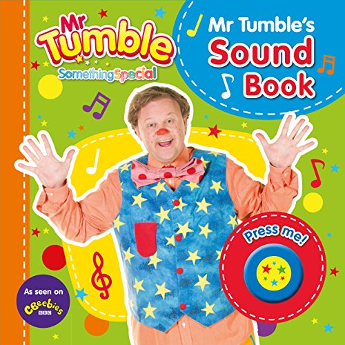Image of Something Special: Mr Tumble's Sound Book
