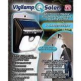 Vigilamp® Solar Kraftvolle Sonnenenergie LED Leuchte mit Bewegungssensor - Original aus TV-WERBUNG