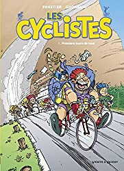 Les cyclistes - Tome 1 : Premiers tours de roue