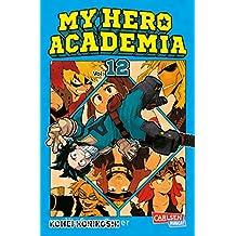 My Hero Academia 12: Die erste Auflage immer mit Glow-in-the-Dark-Effekt auf dem Cover! Yeah!
