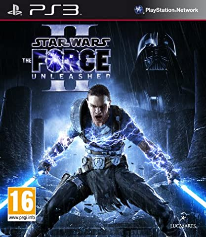 Star Wars: The Force Unleashed II (PS3) [import anglais]