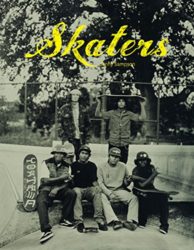 Skaters: Tintype Portraits of West Coast Skateboarders