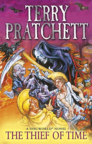 Buchseite und Rezensionen zu 'Thief of Time (Discworld Novels, Band 26)' von Terry Pratchett