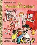 The Wonderful School (Little Golden Book) (English Edition)