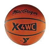 MacGregor Junior Gummi Basketball w/YMCA Logo