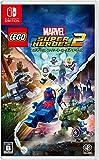 Warner LEGO Marvel Super Heroes 2 NINTENDO SWITCH JAPANESE IMPORT REGION FREE
