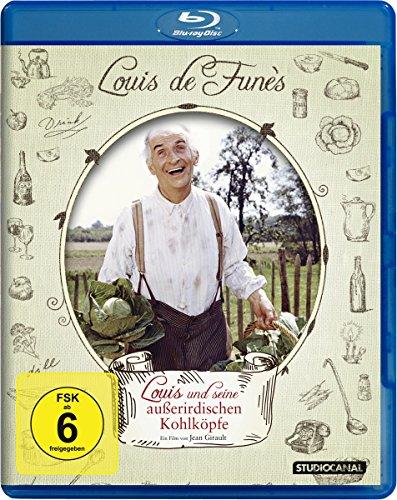 Bild von Louis und seine außerirdischen Kohlköpfe - Louis de Funes [Blu-ray]