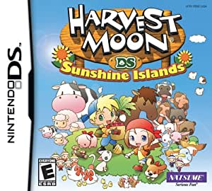 Harvest Moon DS : Sunshine Islands (Import Américain)