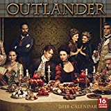 2018 Outlander Wall Calendar
