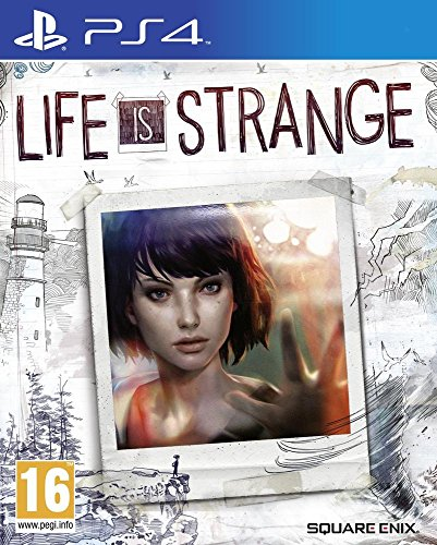 Life is Strange by Square Enix (Jan 22, 2016) (PlayStation 4) manuel universitaire