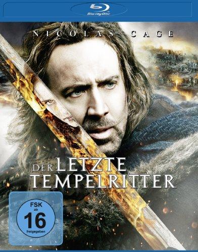 Universum Film GmbH Der letzte Tempelritter [Blu-ray]