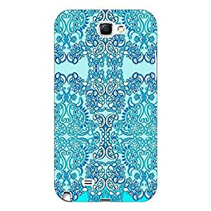 Jugaaduu Pattern Back Cover Case For Samsung Galaxy Note 2 N7100