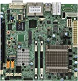 Supermicro x11ssv-m4 F Intel C236 ITX BGA 1440 – Server Mainboard (Mini ITX, Server, Intel, BGA 1440, 8 GT/s, E3 – 1585)