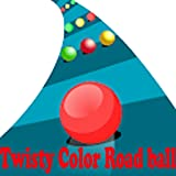 Twisty Color Road ball