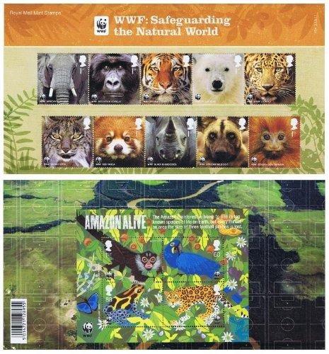 2011-world-wildlife-fund-wwf-stamps-in-presentation-pack