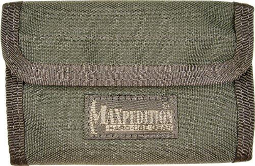 Maxpedition Spartan männlich Nylon grün (Tri-klappe)