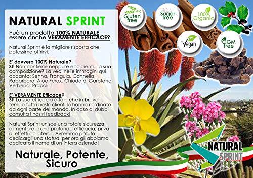 Zoom IMG-3 natural sprint transito intestinale lassativo