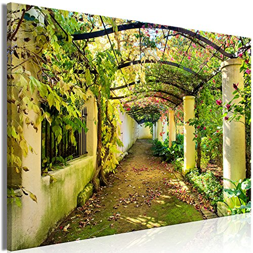 murando - Bilder Pergola 120x80 cm Vlies Leinwandbild 1 TLG Kunstdruck modern Wandbilder XXL...