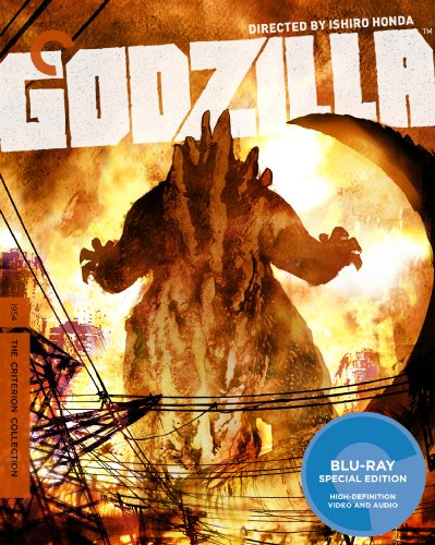 Criterion Collection - Godzilla (Blu ray) (Godzilla Collection Blu-ray)