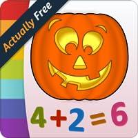 Malen nach Zahlen - Halloween