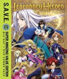 Legend Of The Legendary Heroes: Comp Series (8 Blu-Ray) [Edizione: Stati Uniti] [Italia] [Blu-ray]
