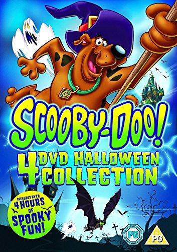 Scooby-Doo: Halloween Collection [DVD] [2016] UK-Import, Sprache-Englisch (Scooby Doo Film Halloween)