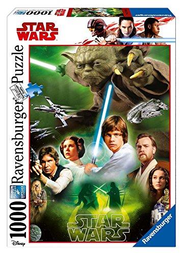 Ravensburger 1000Teile Puzzle, Star Wars (19780)