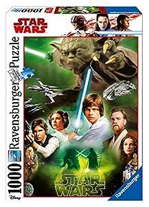 Ravensburger- Puzzles 1000 Piezas, Star Wars (19780)