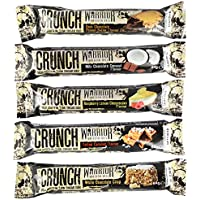 Warrior Crunch *ALL 5 FLAVOURS* Mixed Box