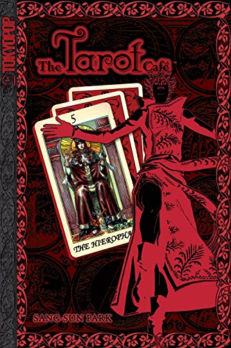 Tarot Cafe manga volume 5 (Tarot Cafe volume 5) (English Edition)