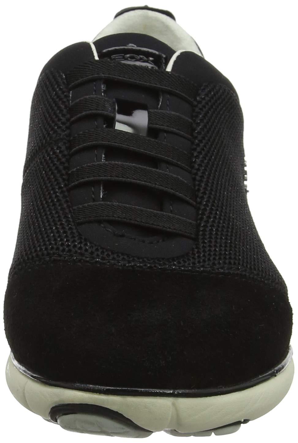 Geox Damen D Nebula C Sneaker 11