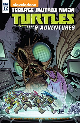 Teenage Mutant Ninja Turtles: Amazing Adventures #12 ...