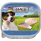 MACs Dog Lachs & Hühnchen | 11x150g Hundenassfutter