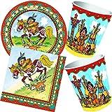 Suchergebnis auf f r indianer party for Yakari dekoration