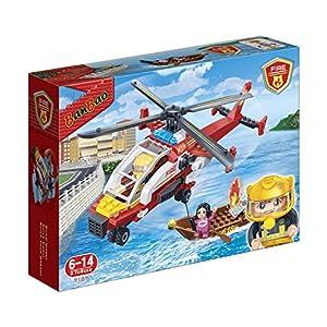 BanBao 7107 Helicóptero de Bomberos
