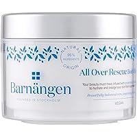 Barnängen Balsamo Corpo All Over Rescue, Crema Corpo Idratante Protettiva, Trattamento Idratante con Cold Cream, 200 ml