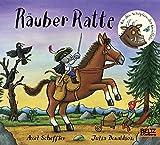 Räuber Ratte: Vierfarbiges Pappbilderbuch. Aus dem Englischen von Salah Naoura - Axel Scheffler